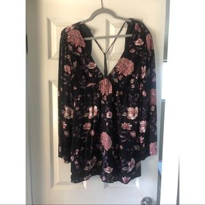 Floral Dress - Forever 21 Contemporary